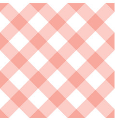 check print and lines seamless pattern vector image