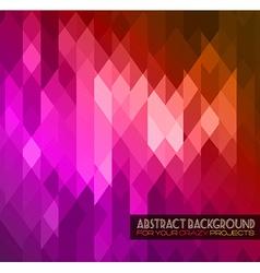 Disco club flyer template vector image vector image