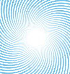 rotating rays background vector image