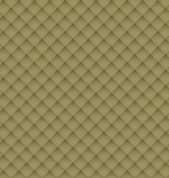 Seamless geometric tiles of rhombus pattern vector image