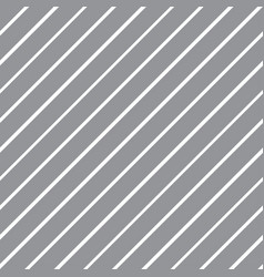 Seamless texture with slanting grey and vector