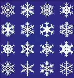 Snowflakes2 380x400 vector