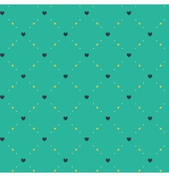 Abstract Retro Pattern vector image vector image