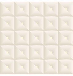 Beige tiles abstract geometric seamless pattern vector image
