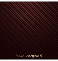 Abstract dark red striped background vector image vector image