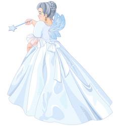 Fairy godmother vector