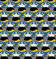 Chinese production technology seamless pattern vector