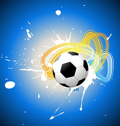 Football artistic design vector
