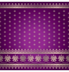 Indian baskground pattern vector