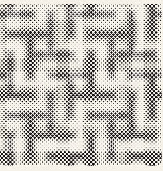 Stylish halftone texture endless abstract vector