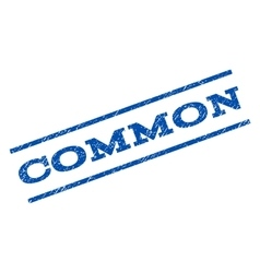 Common watermark stamp vector