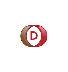 C letter circle logo vector