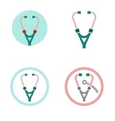 Stethoscope Image vector image