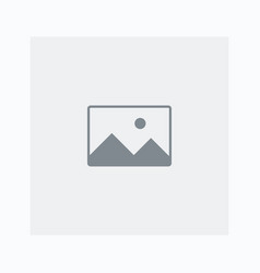 Image preview icon picture placeholder for vector
