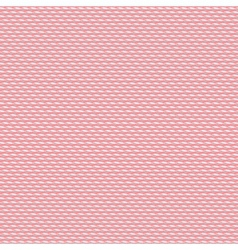 Small ditsy pattern with oval dots placed in rows vector image