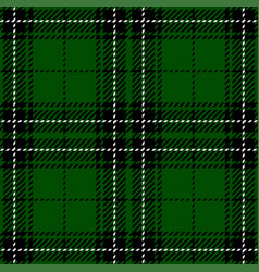 Clan maclean scottish tartan plaid seamless patter vector