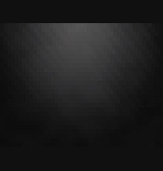 black abstract gradient background of rectangles vector image