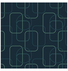 Lines geometric shapes seamless pattern vector