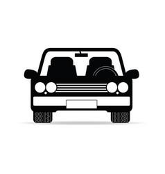 Car symbol and icon vector