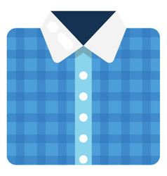 Dress shirt vector