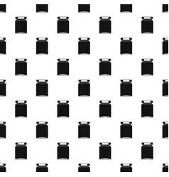 Jar pattern vector