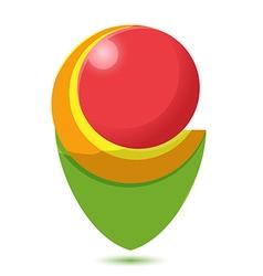 Abstract Logo Modern Icon Design vector image vector image