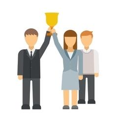 Startup winners vector
