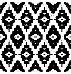 Native american geometric pattern vector image vector image