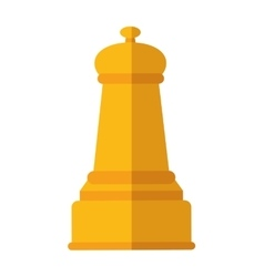 Chess icon Game design graphic vector image