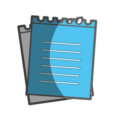 Paper notebook study education knowledge vector