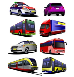 a 0448 transport 01 vector image