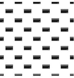 Con pattern seamless vector