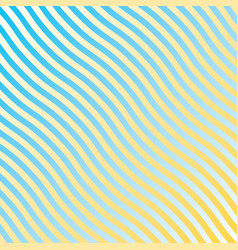 Stripes waves vector