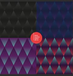 abstract circle shape halftones geometric vector image