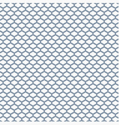 abstract simple blue geometric pattern shapes vector image