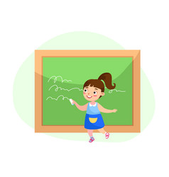 back to school education or knowledge concept vector image