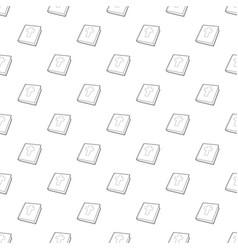 bible pattern seamless vector image