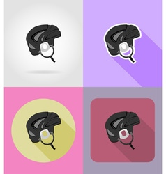 Sport flat icons 28 vector