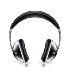 Head phones icon vector image