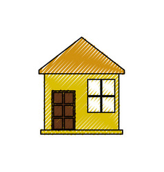 house building home vector image vector image