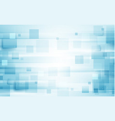 abstract repeating rectangle shape background vector image
