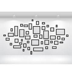 empty frames vector image vector image