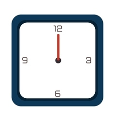 clock time device vector image