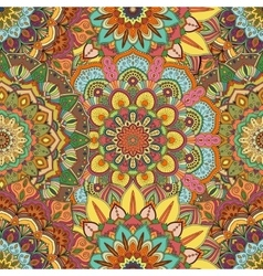 Flower Pattern Intricate 1 vector