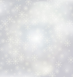 Luxury christmas background with snowflakes 1 vector