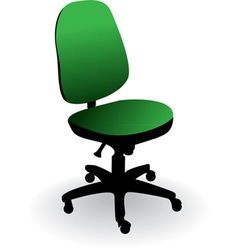 Office chairs vector
