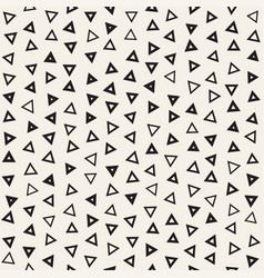 Seamless chaotic patterns randomly scattered vector
