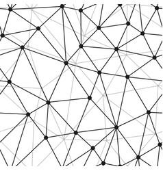 Polygonal background seamless vector