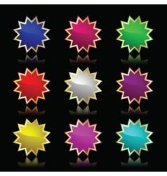 popular star vector image