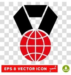 World award eps icon vector